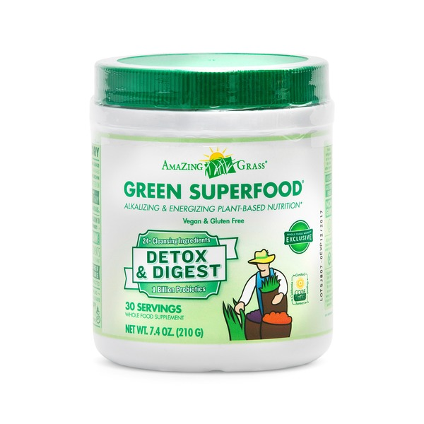 Amazing Grass Detox & Digest Green Superfood