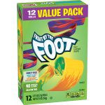 Betty Crocker Fruit Snacks, Fruit by the Foot, Variety Snack Pack, 12 Rolls, 0.75 oz Each, 12.0 CT