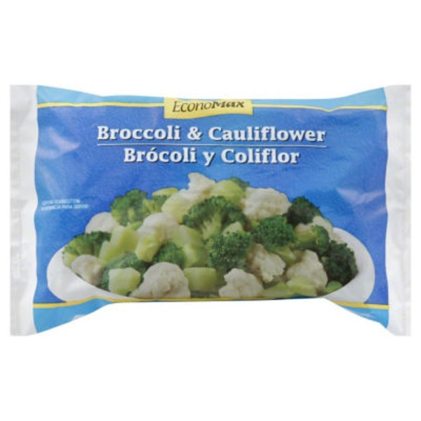 Economax Broccoli And Cauliflower Mix