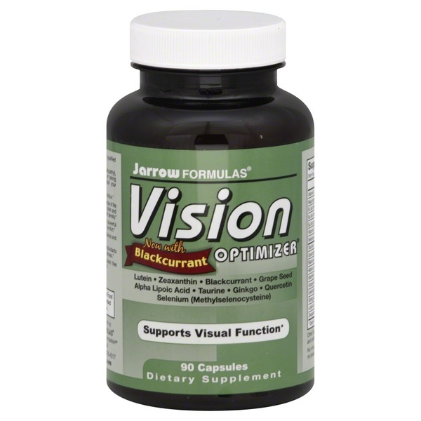 Jarrow Formulas Vision Optimizer Capsules