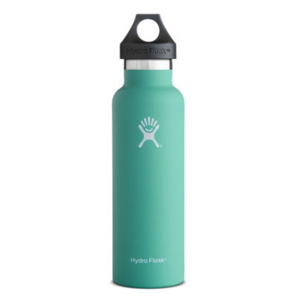 Hydro Flask Mint Standard Mouth Water Bottle