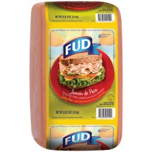 FUD Turkey Ham, Deli Sliced
