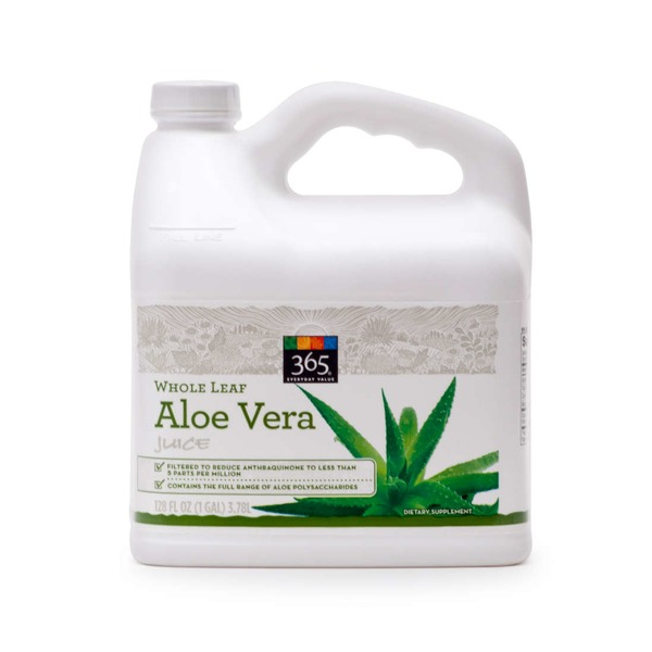 365 Whole Leaf Filtered Aloe Vera Juice