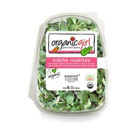 Organic Girl Organic Mache Rosettes French Salad Mix