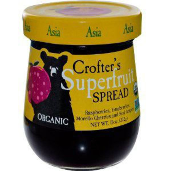 Crofter's Organic Asian Superfruit Spread