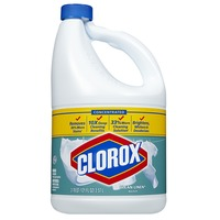 Clorox Concentrated Liquid Bleach Clean Linen