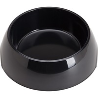 Bowlmates By Petco Large Black Round Base Bowl