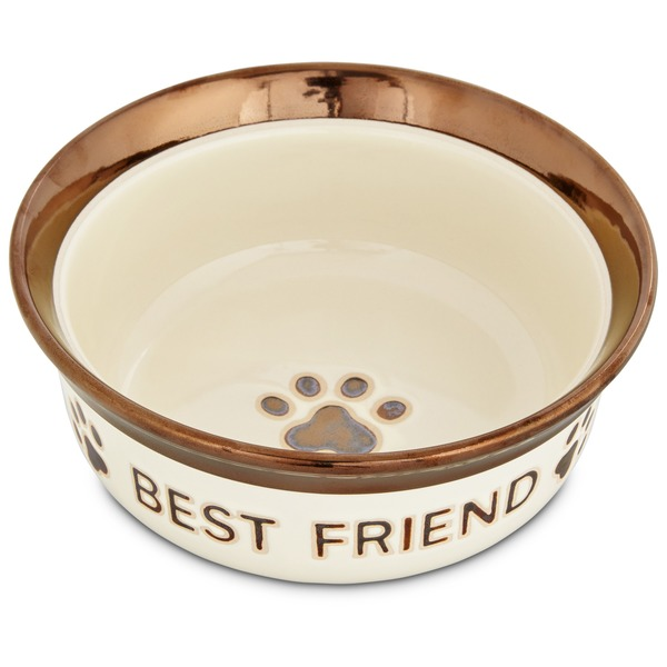 Harmony Best Friend Ceramic Dog Bowl 4 Cup
