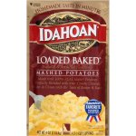 Idahoan Loaded Baked Mashed Potatoes, 4 oz