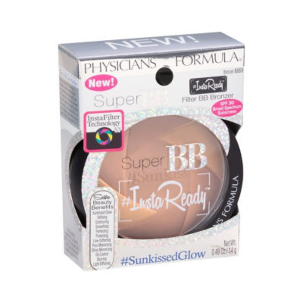Super Bb #InstaReady 6669 Bronzer Filter BB Bronzer