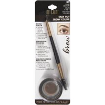 Milani Stay Put Brow Color, Dark Brown