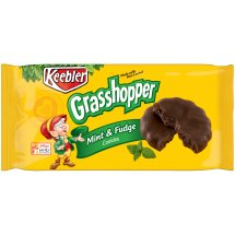 Keebler Grasshopper Mint & Fudge Cookies, 10 oz