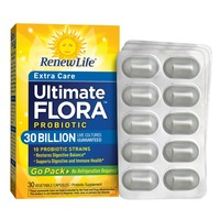 Ultimate Flora Extra Care Probiotic Go Pack 30 Billion