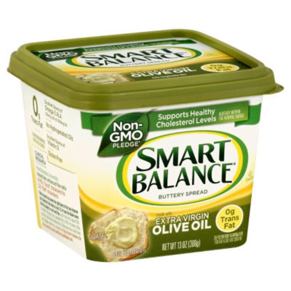 Smart Balance Extra Virgin Olive Oil Buttery Spread