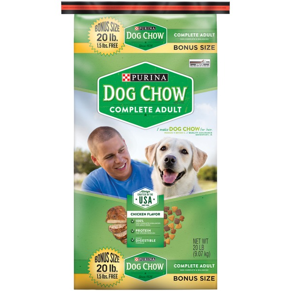 Dog Chow Complete Adult Complete Adult with Real Chicken Bonus Size Dog Food