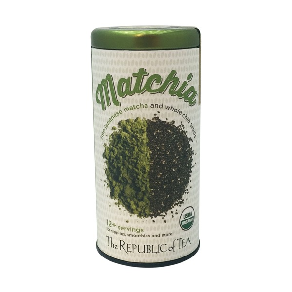The Republic of Tea Tea Matcha Chia