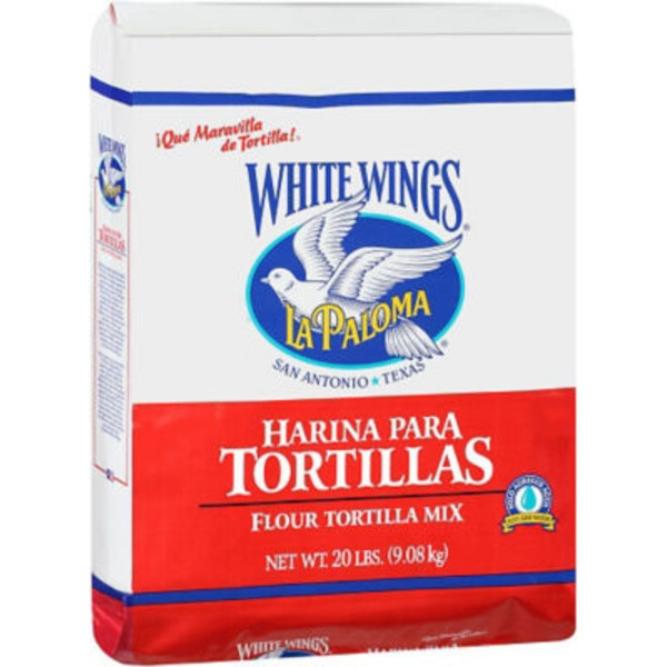 White Wings Flour Tortilla Mix