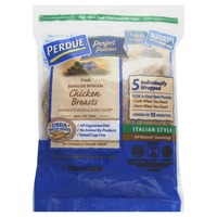 Perdue Portions Chicken Breasts Italian Style