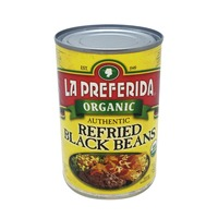La Preferida Authentic Refried Black Beans