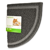 So Phresh Half Moon Litter Trapper Mat