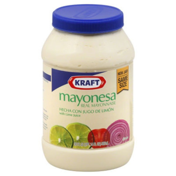 Kraft Mayo with Lime Juice Mayonnaise