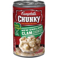 Campbell's Healthy Request New England Clam Chowder Soup