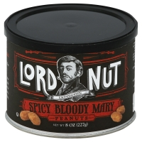 Lord Nut Levington Peanuts Spicy Bloody Mary