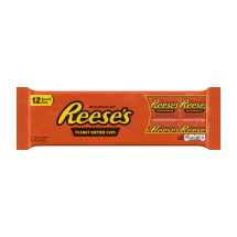 REESE'S Snack Size Peanut Butter Cups, 12 Count, 6.6 Ounces