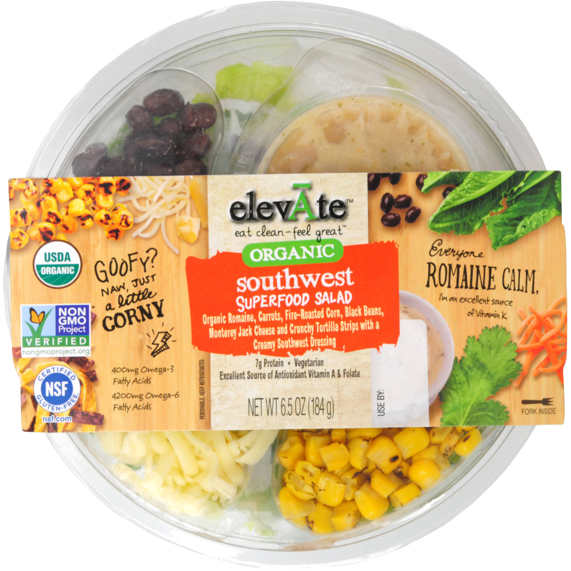 Elevate Organic Southwest Superfruit Salad
