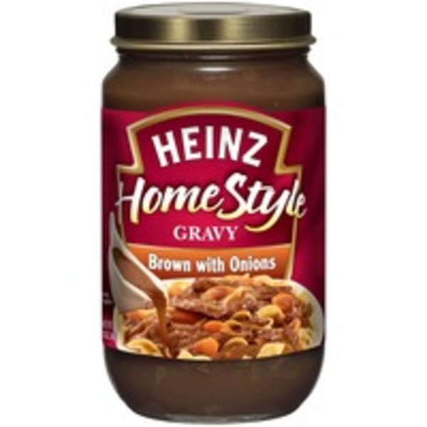 Heinz Homestyle Brown with Onions Gravy