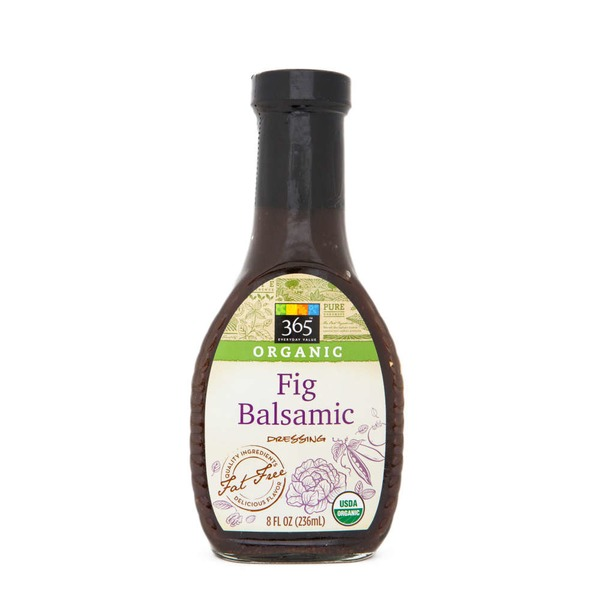 365 Organic Fig Balsamic Dressing