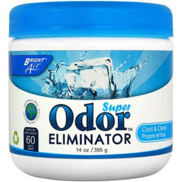 Bright Air Super Odor Eliminator Cool And Clean