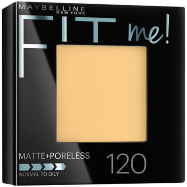 Fit Me® 120 Classic Ivory Matte + Poreless Powder