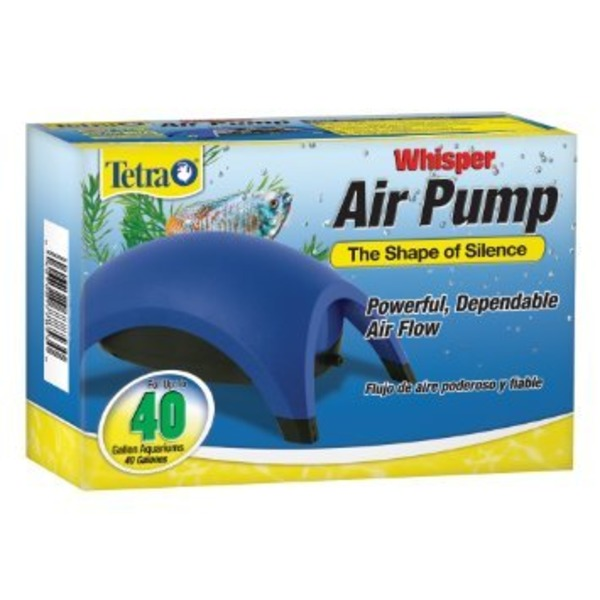 Tetra 40 Whisper Air Pump
