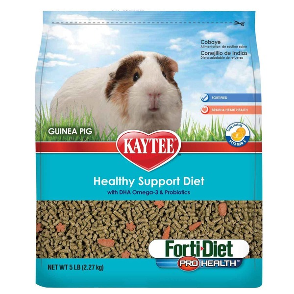 Kaytee Guinea Pig Healthy Support Diet