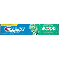 Crest Whitening Plus Scope Crest Complete Whitening + Scope Multi-Benefit Minty Fresh Striped Toothpaste 6.2oz Dentifrice
