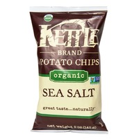 Kettle Brand® Organic Sea Salt Potato Chips