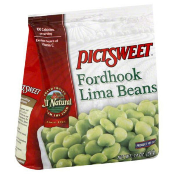Pictsweet Farms Heirloom Fordhook Lima Beans