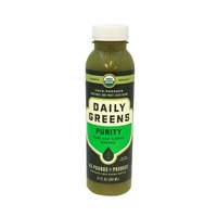 Daily Greens Purity Cold Pressed Juice