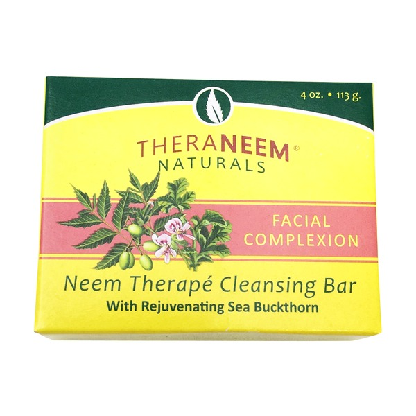 Theraneem Organix Facial Complexion Neem Therape Cleansing Bar
