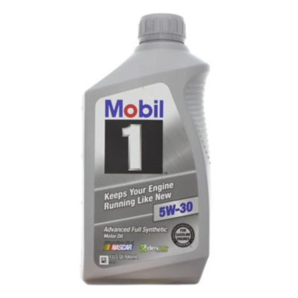 Mobil 1 5 W 30 Fully Synthetic Motor Oil