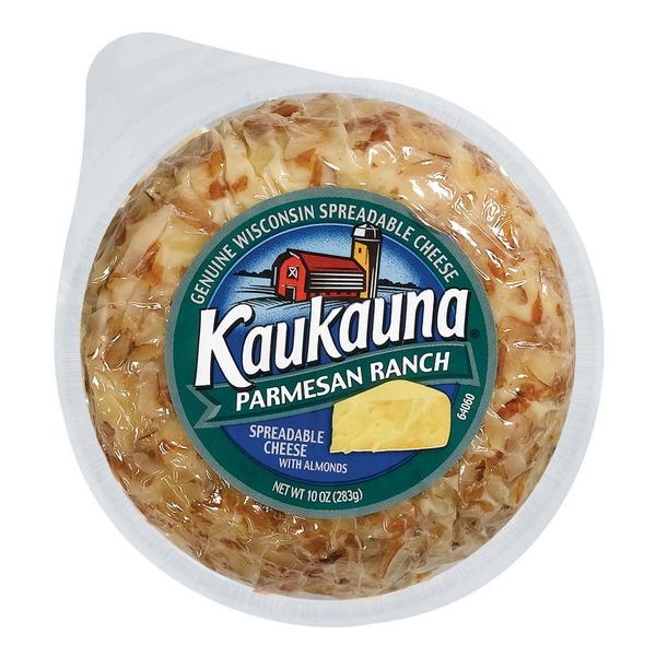 Bel Kaukauna Parmesan Ranch Cheeseball Spreadable Cheeseball