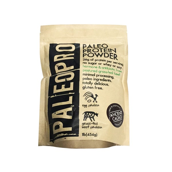 Paleopro Chocolate Paleo Protein Powder