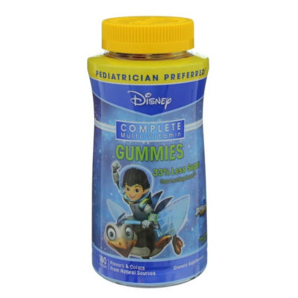 Disney Multivitamins