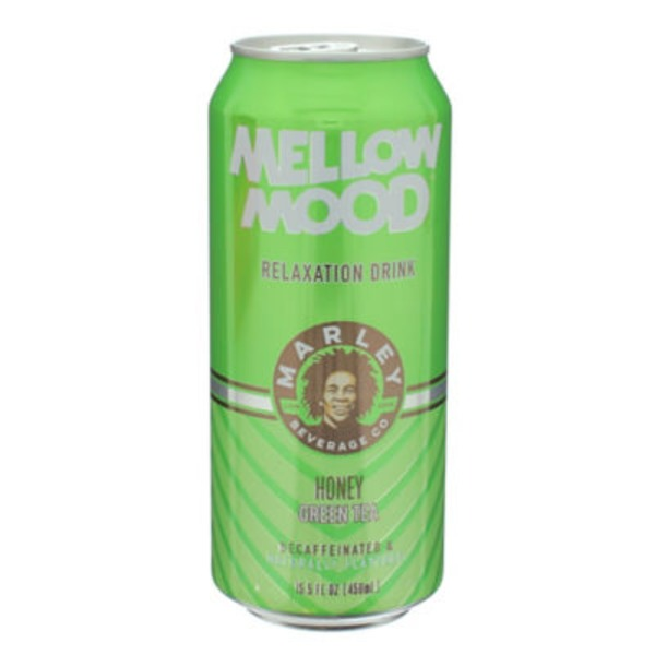 Bob Marley Beverage Co Marley Beverage Co Mellow Mood Green Tea Honey