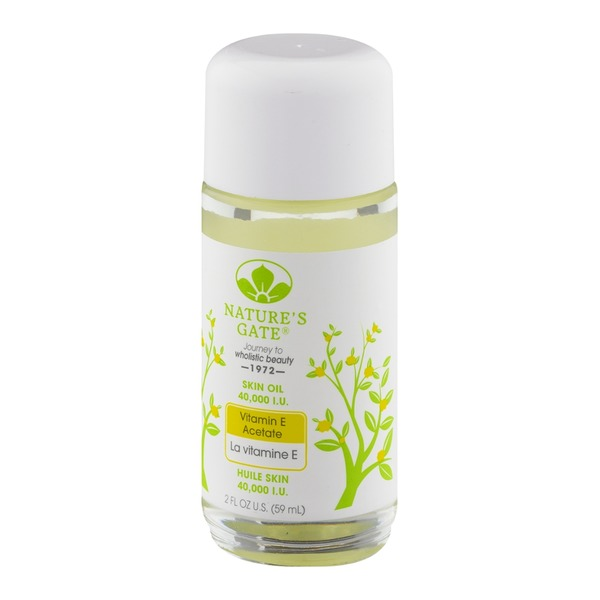 Nature's Gate Skin Oil Vitamin E Acetate