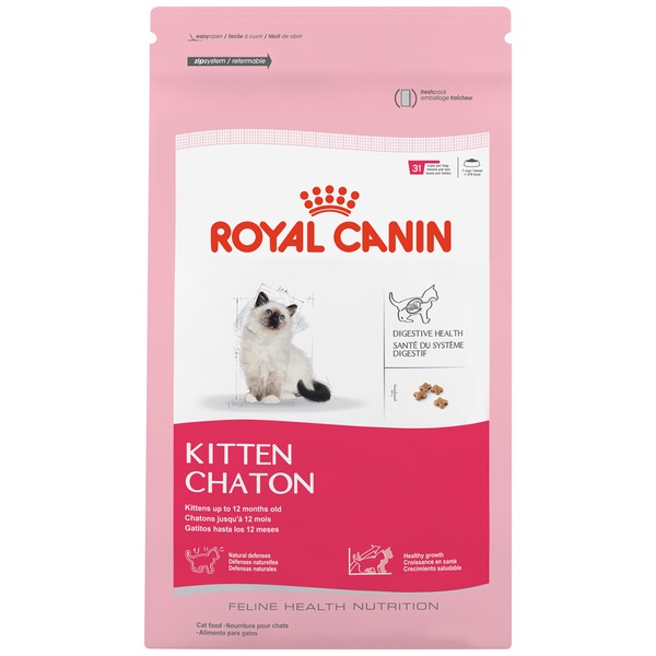 Royal Canin Kitten Feline Health Nutrition Cat Food