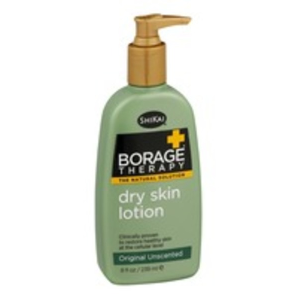 Borage Therapy Dry Skin Lotion Original Unscented