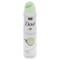 Dove Cool Essentials Dry Spray
