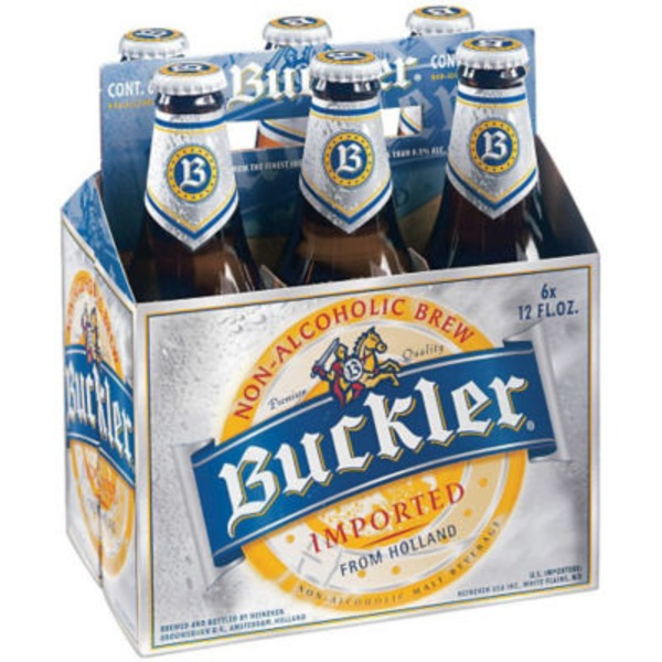 Buckler Non-Alcoholic Malt Beverage